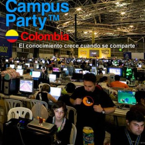 Campus Party Colombia, un campamento de CoCreación