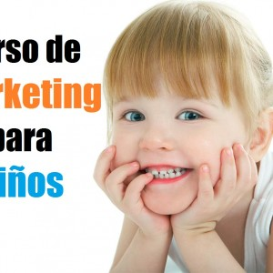 Curso Marketing para Niños: Primer Tema el Producto