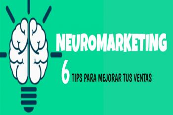 6 Tips para aumentar las Ventas basados en el Neuromarketing