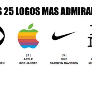 Los 25 Logos más Admirados