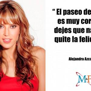 Storytelling la mejor forma de conectar con las personas, Caso Alejandra Azcárate