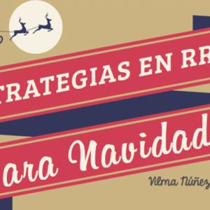 Estrategias de Redes Sociales para Navidad –  Ebook Gratis